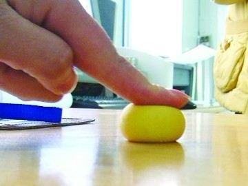 假鸡蛋制作过程曝光