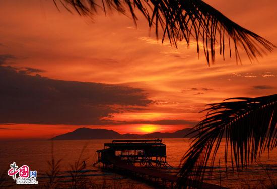 日出日落绝佳观景地