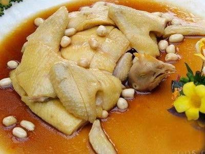 安徽做法传闻百年的古井醉鸡的名菜美食酸西双版纳鸡煮步骤笋图片