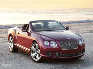 宾利欧陆GT、GTC上市 售298万和328万元