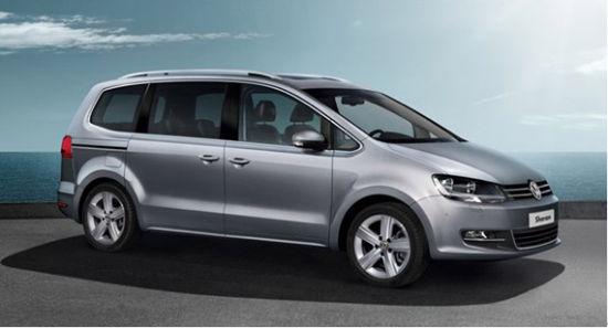 此次由大众汽车进口车引进的新夏朗,契合了国内mpv市场的消费走向.