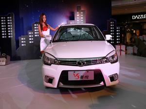 2012款V3菱悦上市 售价5.98-8.89万元