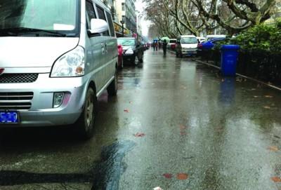 芜湖路停车位被取消 交警部门:应市民要求取消