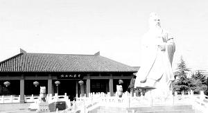 安徽省亳州市曹操公园内的曹操纪念馆。