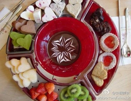 哈根达斯冰淇淋火锅 美食频道