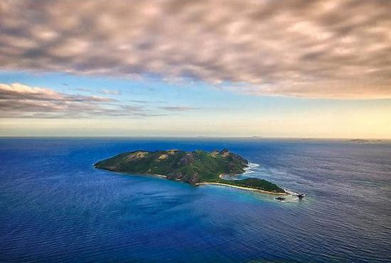 醉人的岛屿