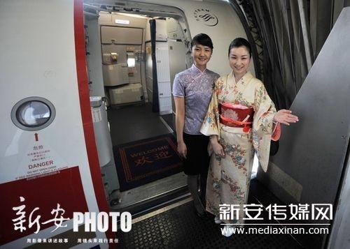 合肥直飞日本航线
