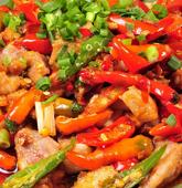 DIY-红烧辣子鸡