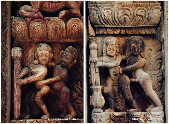 生殖崇拜是尼泊尔宗教信仰非常重要的部分