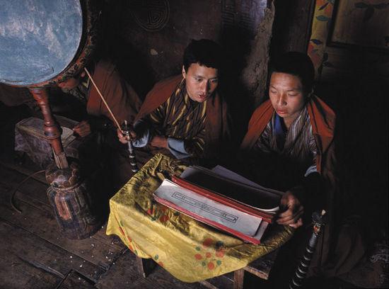 75%的居民信奉大乘佛教