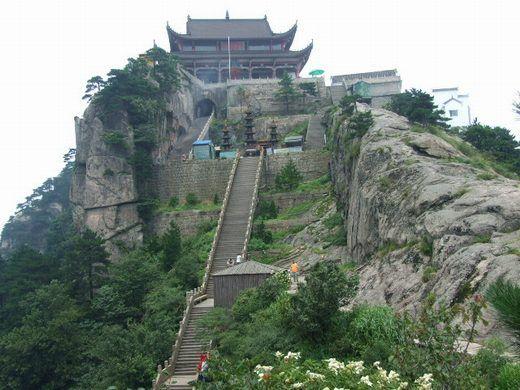 九华山天台