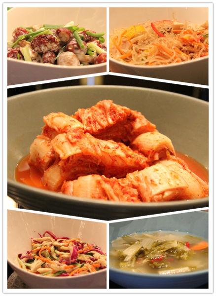 韩国料理誉满全球