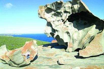 袋鼠岛・奇异石