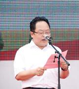 安徽省总工会副主席、省文行办主任陈平