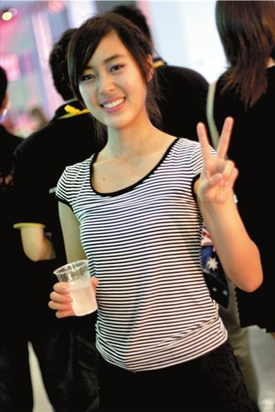 赴泰国参加APEC青年科学节。谭秋韵供图