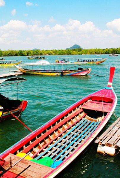 泰国普吉岛风光