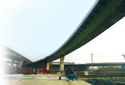 高架桥圆柱墩钢筋图纸