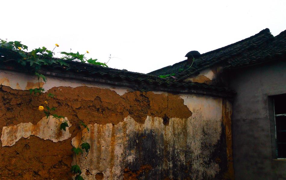 毛坦厂古民居(图片来自:六安人论坛)