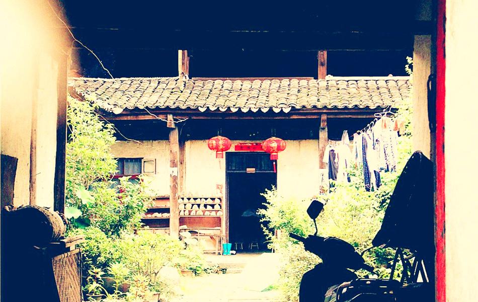 毛坦厂古民居(图片来自:跳儿猫)