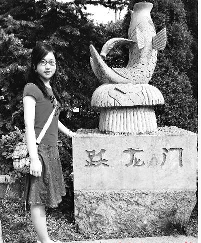 安徽省理科第一名(704分)丁雅琦