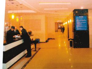 开设在南滨路的会所大厅 南岸区检察院供图