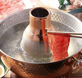 北京的羊肉涮锅