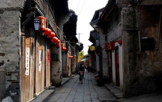 宣城水东老街