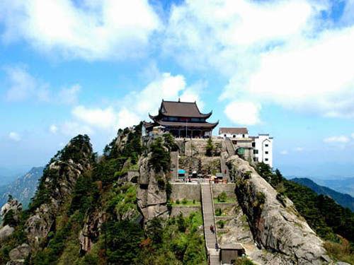 游客九华山景区与同伴走散 被猴群袭击倒地昏迷