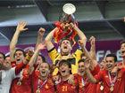 欧洲杯西班牙夺冠