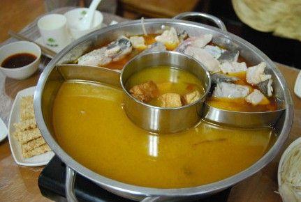 合肥第一家美食的火锅店_美食频道泥鳅网薄荷图片