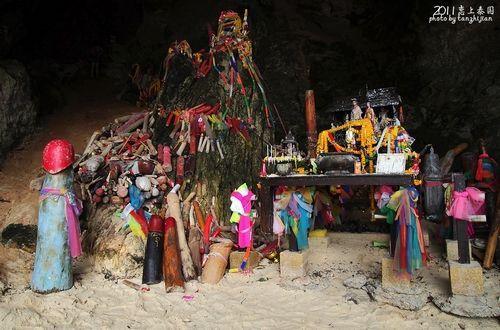 莱利半岛圣女洞