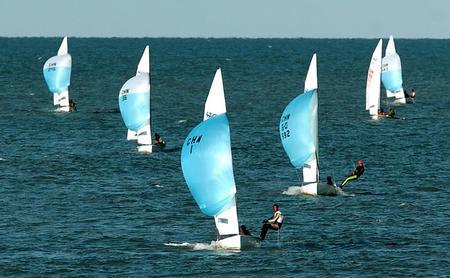奥运帆船比赛可免费观看
