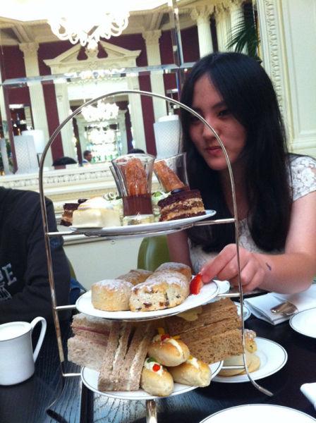 传统英式下午茶