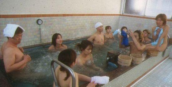 日本的混浴