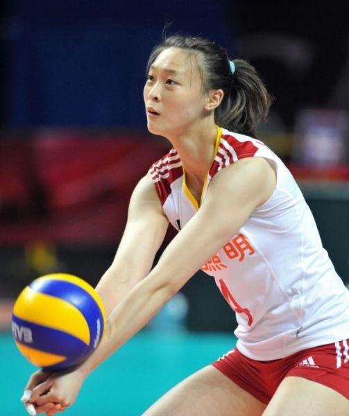 惠若琪 中国女子排球队运动员