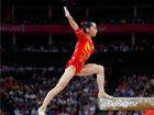 体操女团决赛中国第4