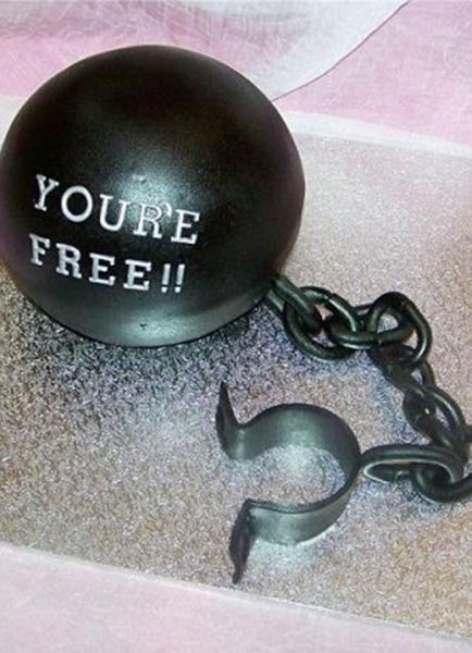 """""""你自由了"""""""