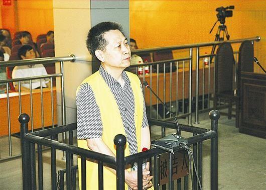廖来生受贿案重审。