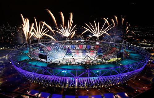 美食坐镇 揭秘伦敦奥运村的饮食