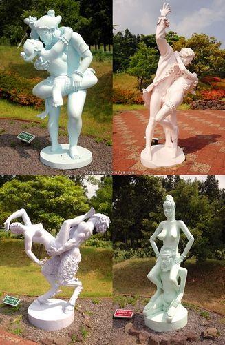 新浪旅游配图:令人眼花缭乱的性爱雕塑 摄影:炎炎