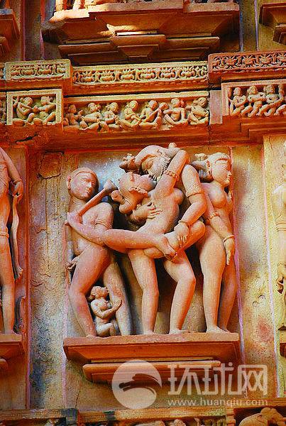 神庙浮雕有玄机
