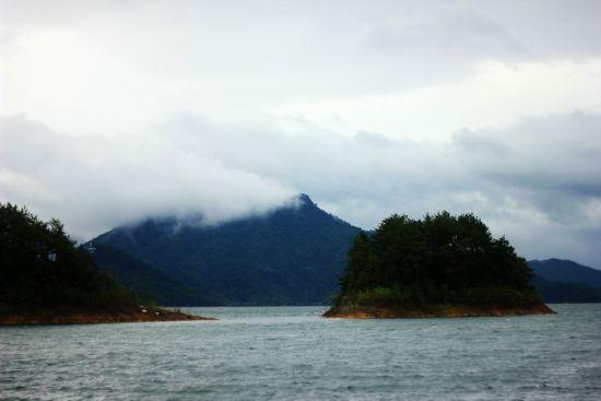 美丽千岛湖