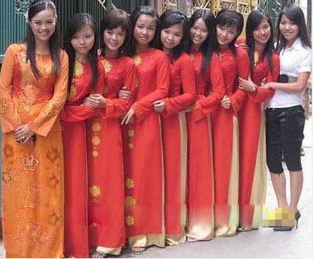 在越南,女人地位普遍不高