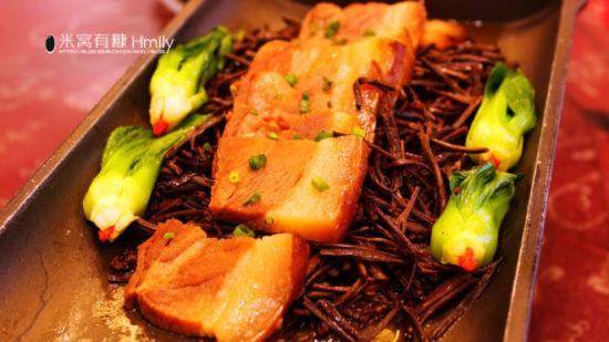 梅干菜腊肉