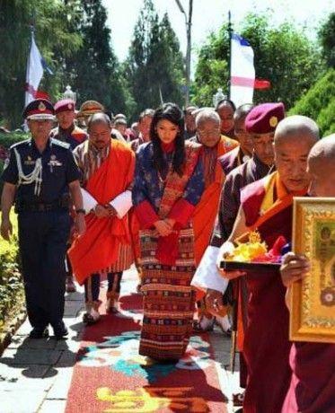 最幸福的国家-不丹