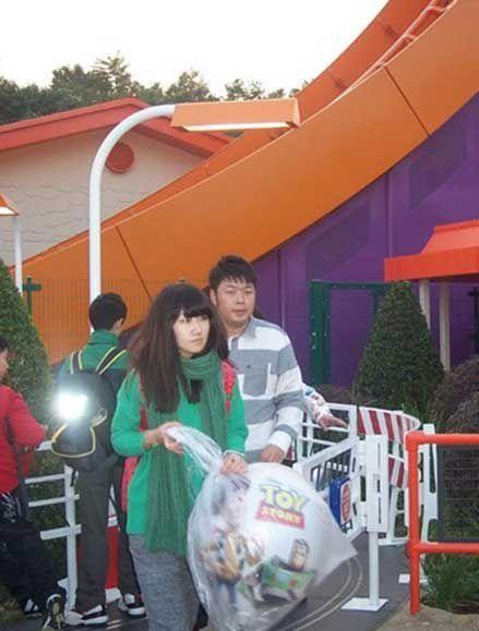 杜海涛及其前女友
