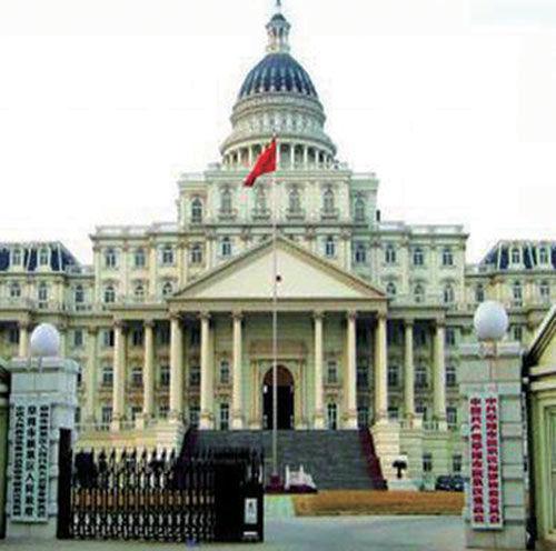 安徽阜阳市颍泉区政府办公楼