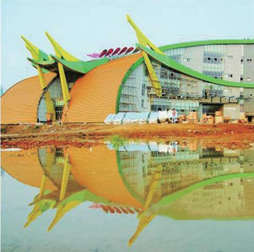 潍坊市民文化艺术中心