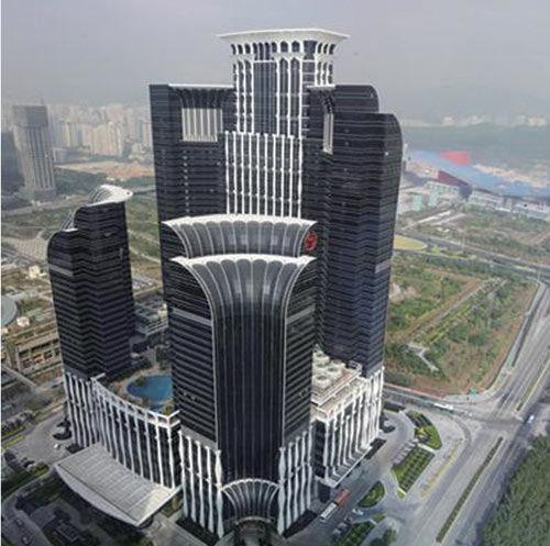 深圳大中华国际交易广场