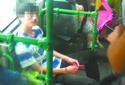 男子乘公交未让座被扇5个耳光